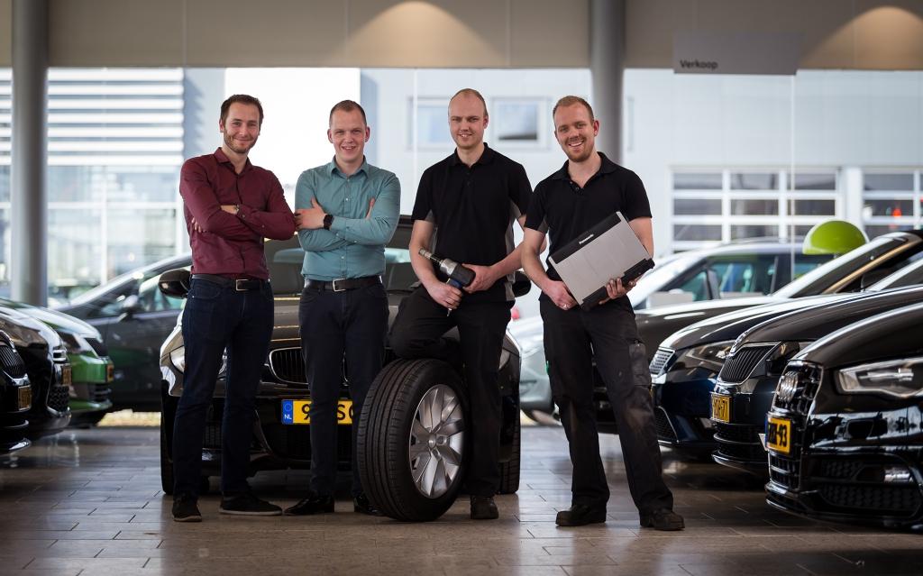 Ab Mulder Zutphen team