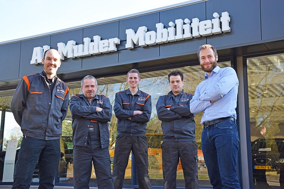 Team Ab Mulder Ugchelen